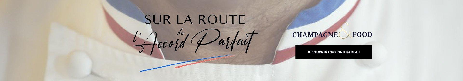 Sur la route de l'Accord Parfait