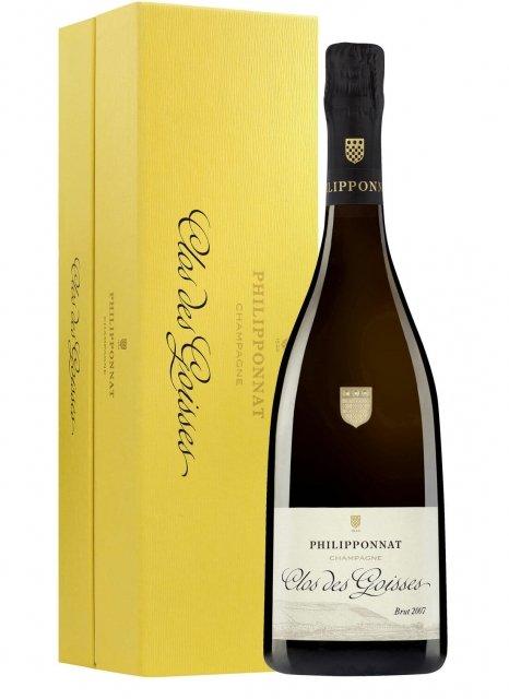 Philipponnat Clos des Goisses 2007 2007 Bottiglia 75 cl Cofanetto