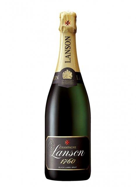 Lanson Black Label Non millésimé Bouteille 75CL Nu