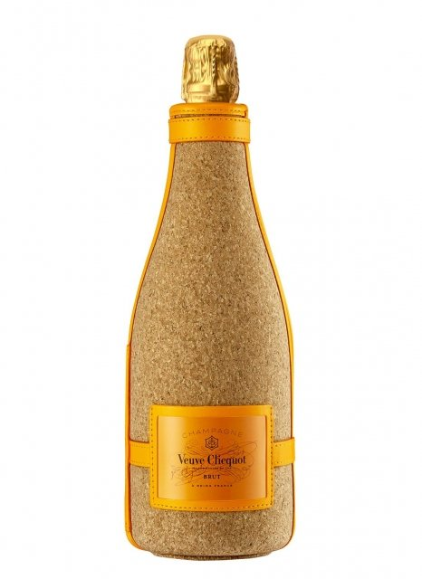 Veuve Clicquot Cork Ice Jacket Non vintage Bottle 75cl Nu