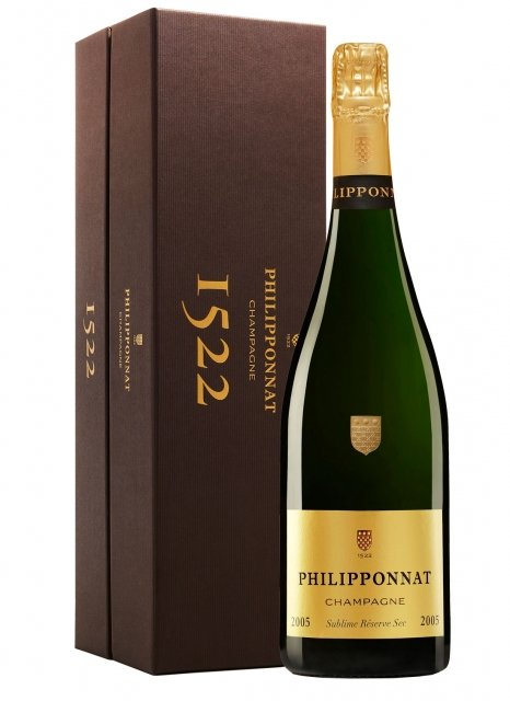 Philipponnat Cuvée 1522 Grand Cru 2005 2005 Bottle 75cl Presentation pack