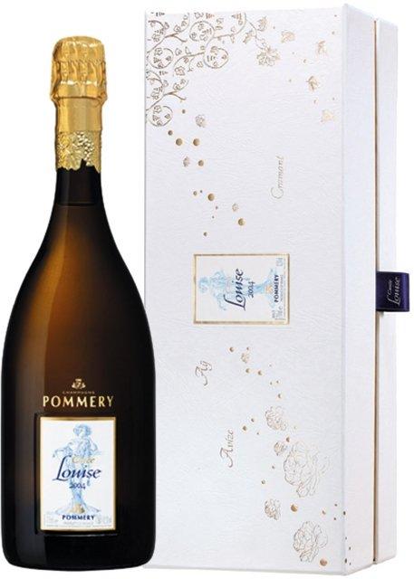 Pommery Cuvée Louise 2004 2004 Bouteille 75CL Coffret