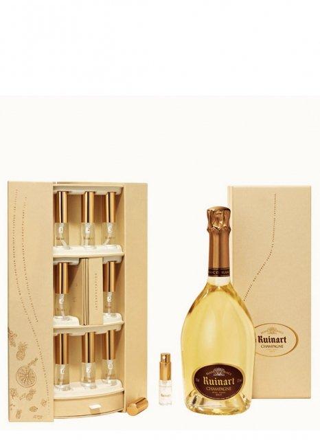 Champagne ruinart interpr tation blanc de blancs - Ruinart blanc de blanc nicolas ...