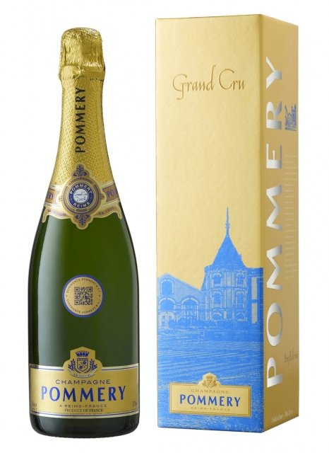 Pommery Grand Cru 2005 2005 Bouteille 75CL Etui