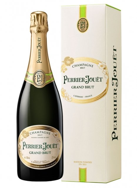 Perrier-Jouët Grand Brut Non millésimé Bouteille 75CL Etui