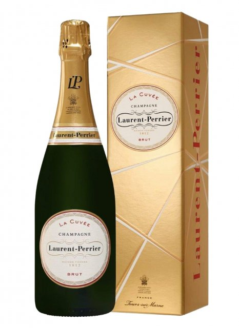 Laurent-Perrier la Cuvee Brut Champagne - 1500 ml: Amazon ...