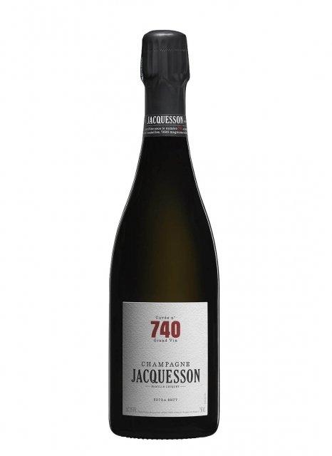 Jacquesson Cuvée 740 Non millésimé Bouteille 75CL Nu