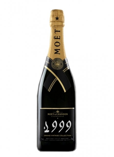 Moët & Chandon Grand Vintage Collection 1999 1999 Bouteille 75CL Nu