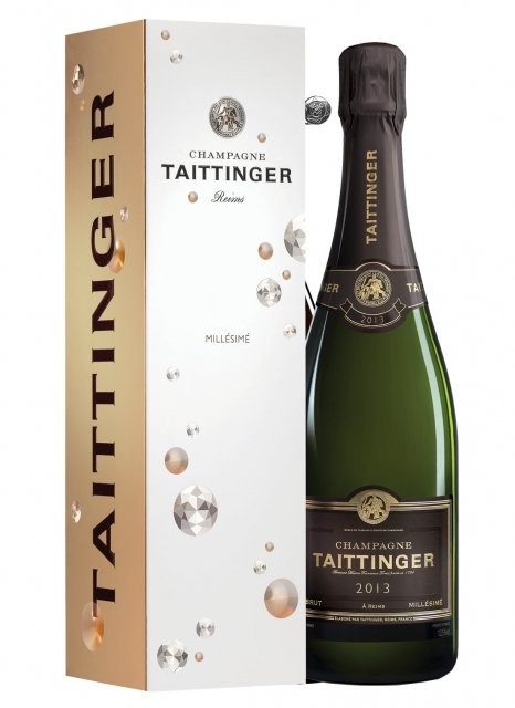 Taittinger Millésime 2013 2013 Bottiglia 75 cl Astuccio