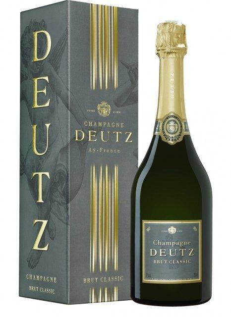 Deutz Brut Classic Non millésimé Bouteille 75CL Etui