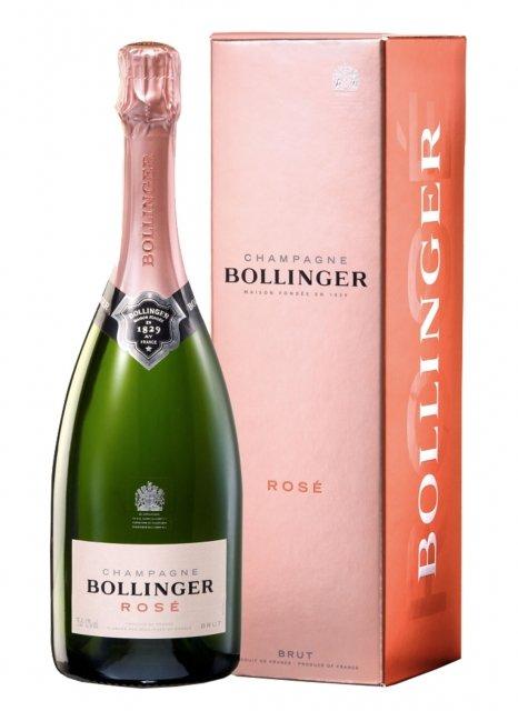 champagne bollinger bollinger ros bouteille 75cl plus de bulles. Black Bedroom Furniture Sets. Home Design Ideas