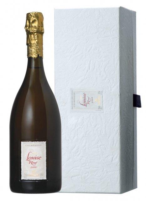 Pommery Cuvée Louise Rosé 2000 2000 Bouteille 75CL Coffret