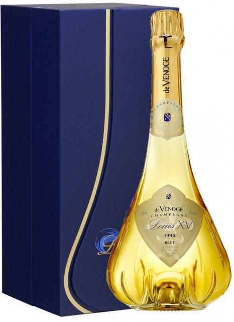 Champagne De Venoge - Cuvée Louis XV 1996 - Magnum 150CL | Plus de ...
