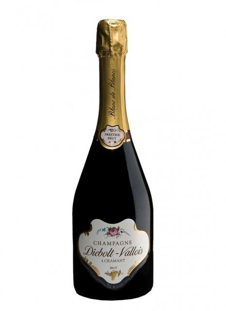 Diebolt-Vallois Cuvée Prestige Non millésimé Bouteille 75CL Nu