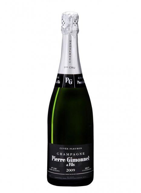 Pierre Gimonnet Cuvée Fleuron 2009 2009 Bottle 75cl Nu