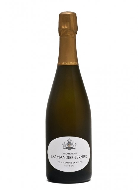 Larmandier-Bernier Les Chemins d'Avize 2010 2010 Bottle 75cl Nu