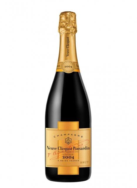 Veuve Clicquot Vintage 2004 2004 Bottle 75cl Nu