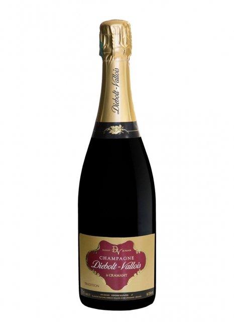 Diebolt-Vallois Cuvée Tradition Non millésimé Bouteille 75CL Nu