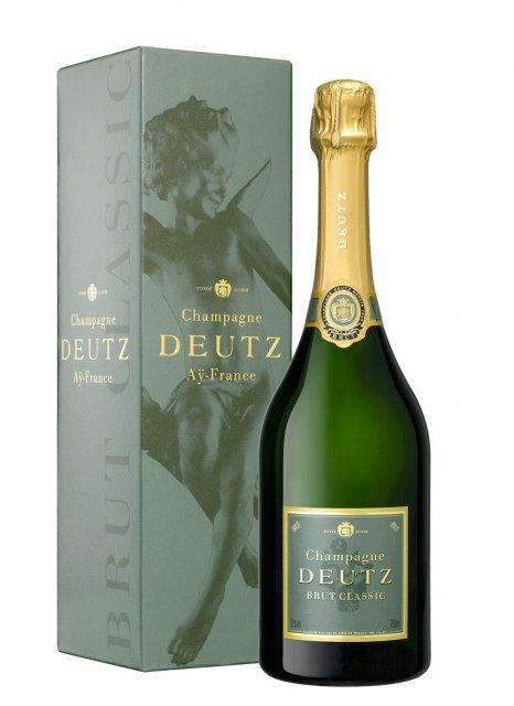 Deutz Brut Classic Non millésimé Demi-bouteille 37,5CL Etui