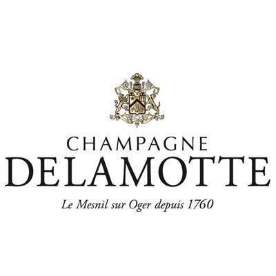 Logo Maison Delamotte