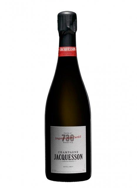 Jacquesson Cuvée 736 Dégorgement Tardif Non millésimé Bouteille 75CL Nu