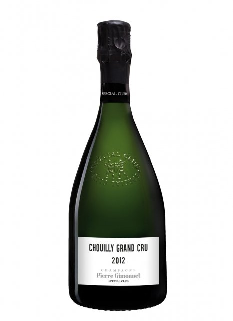 Pierre Gimonnet Special Club Chouilly Grand Cru 2012 2012 Bottiglia 75 cl Senza