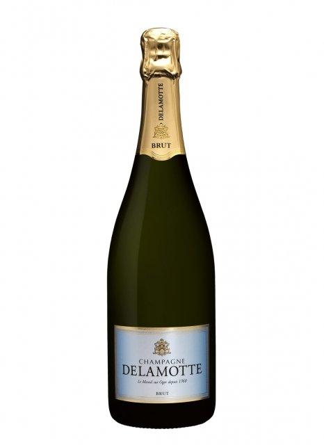 Delamotte Brut Non millésimé Bouteille 75CL Nu