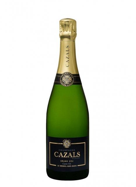 Cazals Carte d'Or Grand Cru Senza annata Mezza bottiglia 37,5 cl Senza