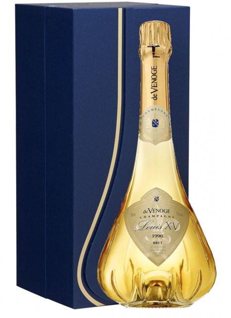 Champagne De Venoge - Cuvée Louis XV 1996 - Bottle 75cl | Plus de Bulles