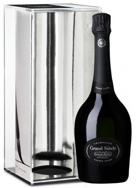 Laurent-Perrier Grand Siècle par Laurent-Perrier ( coffret miroir) Non vintage Bottle 75cl Presentation pack