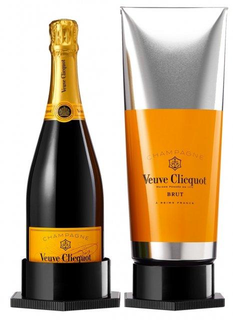 Veuve Clicquot Coffret Gouache Senza annata Bottiglia 75 cl Cofanetto