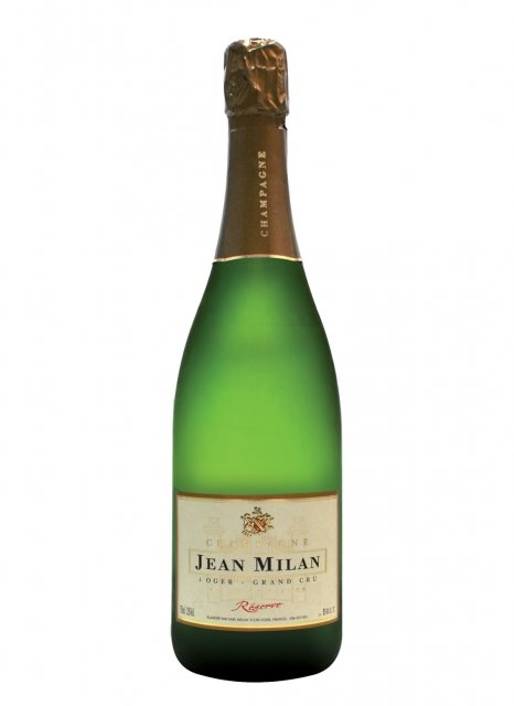 Jean Milan Brut Réserve Non millésimé Bouteille 75CL Nu