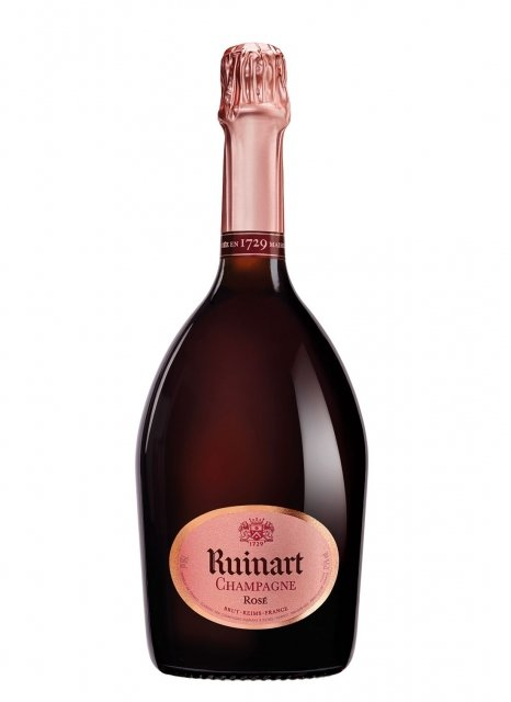 Ruinart Brut Rosé Non vintage Bottle 75cl Nu