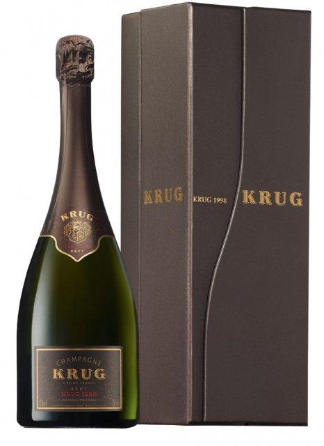 Champagne krug millesimato 1998