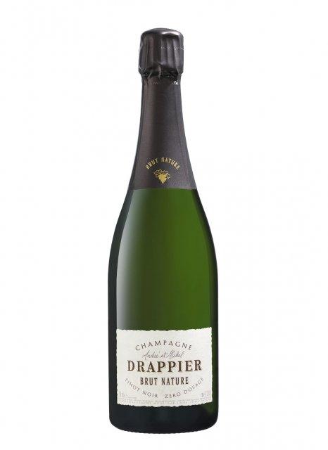 Drappier Brut Nature Non vintage Bottle 75cl Nu