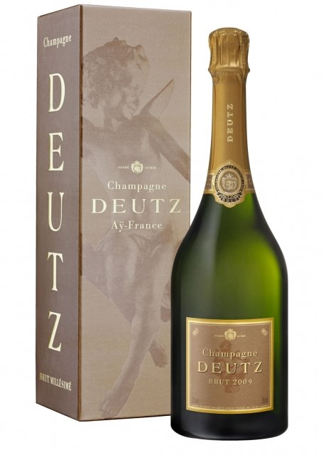 Deutz Brut 2009 2009 Bottle 75cl Box