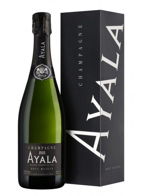 Ayala Brut Majeur Non vintage Bottle 75cl Box