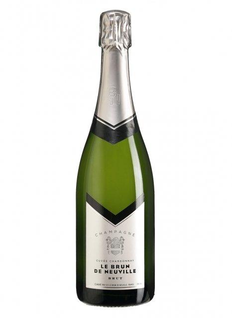Le Brun de Neuville Chardonnay Non millésimé Magnum 150CL Nu
