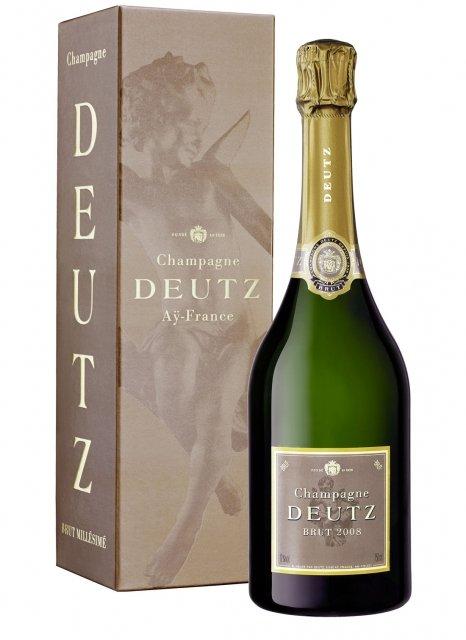Deutz Brut 2008 2008 Bouteille 75CL Etui