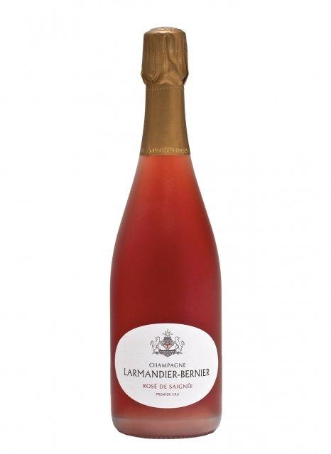 Larmandier-Bernier Rosé de Saignée Non millésimé Bouteille 75CL Nu