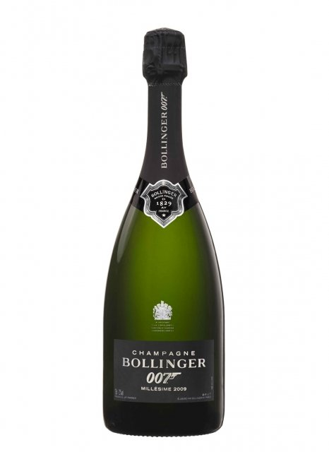 Bollinger James Bond 007 Spectre 2009 2009 Bottle 75cl Nu
