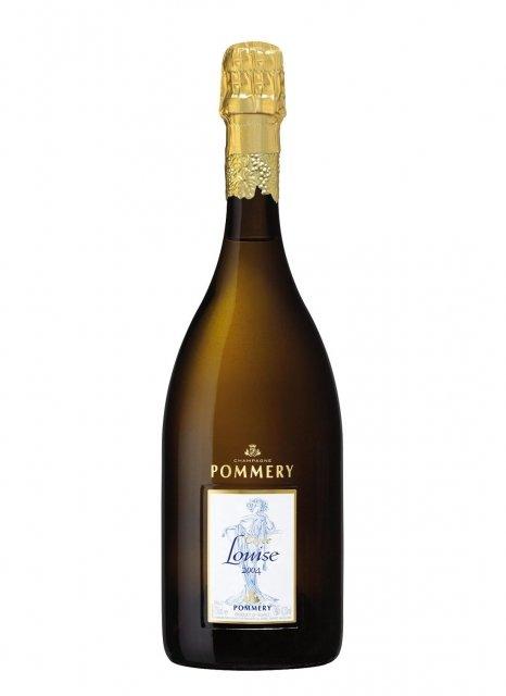 Pommery Cuvée Louise 2004 2004 Bouteille 75CL Nu