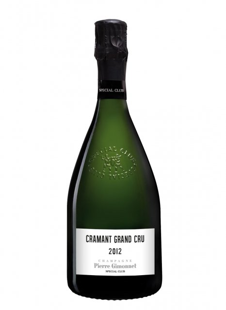 Pierre Gimonnet Special Club Cramant Grand Cru 2012 2012 Bottle 75cl Nu