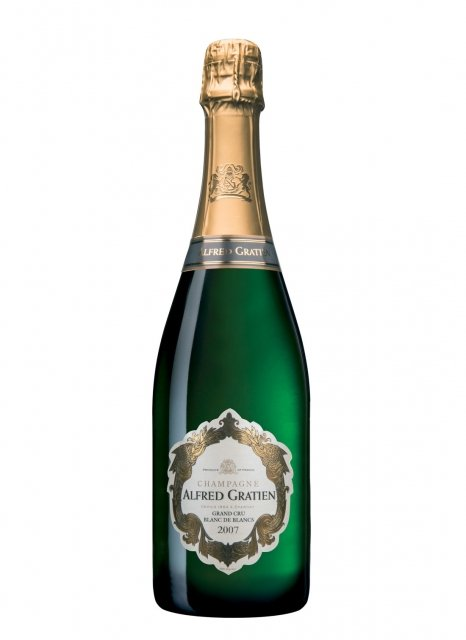 Alfred Gratien Blanc de Blancs 2007 2007 Bottle 75cl Nu