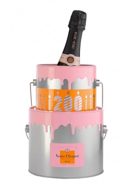 Veuve Clicquot Birthday Cake Non millésimé Bouteille 75CL Coffret