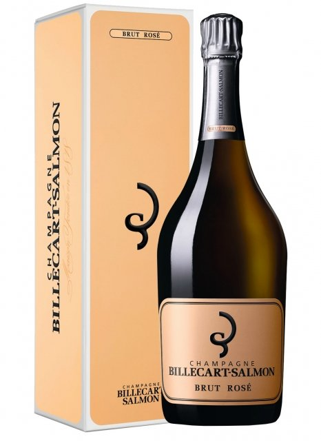 Billecart-Salmon Brut Rosé Non millésimé Magnum 150CL Etui