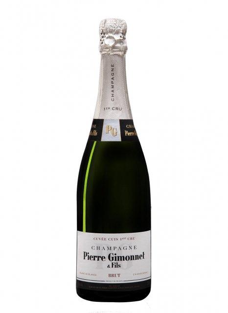 Pierre Gimonnet Brut Cuis 1er Cru Senza annata Bottiglia 75 cl Senza