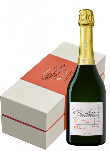 Deutz Hommage à William Deutz 2010 2010 Bouteille 75CL Coffret