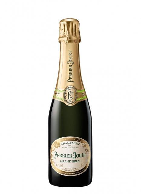 Perrier-Jouët Grand Brut Non millésimé Demi-bouteille 37,5CL Nu