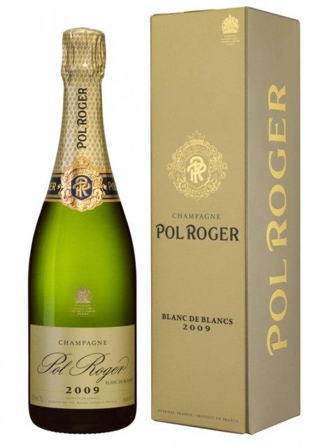 Pol Roger Chardonnay Vintage 2009 2009 Bottiglia 75 cl Astuccio